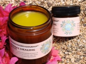 </p> <h4>Organic Hemp and Herbal Healing Salve - 25ml</h4> <h4>